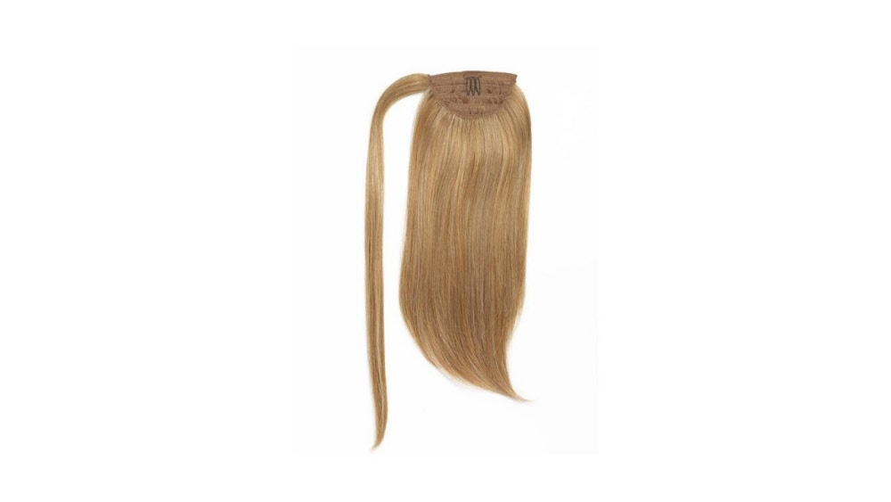 Remy Human Hair Extensions A Pony Tail 18 Showpony Professional